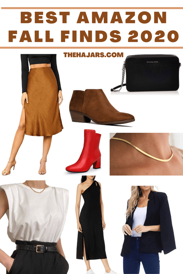 Fall Fashion Trends For Women 8 l 8 Amazon Must Haves