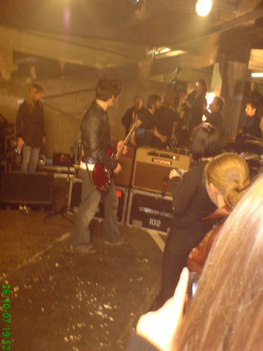 kelly jones stereophonics my friends video shoot