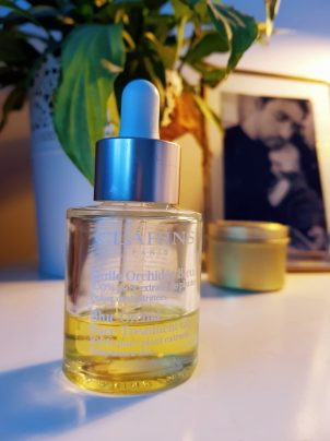 Clarins Blue Orchid Facial Oil