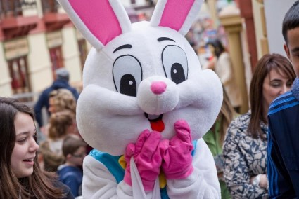 Gullivers Theme parks Easter
