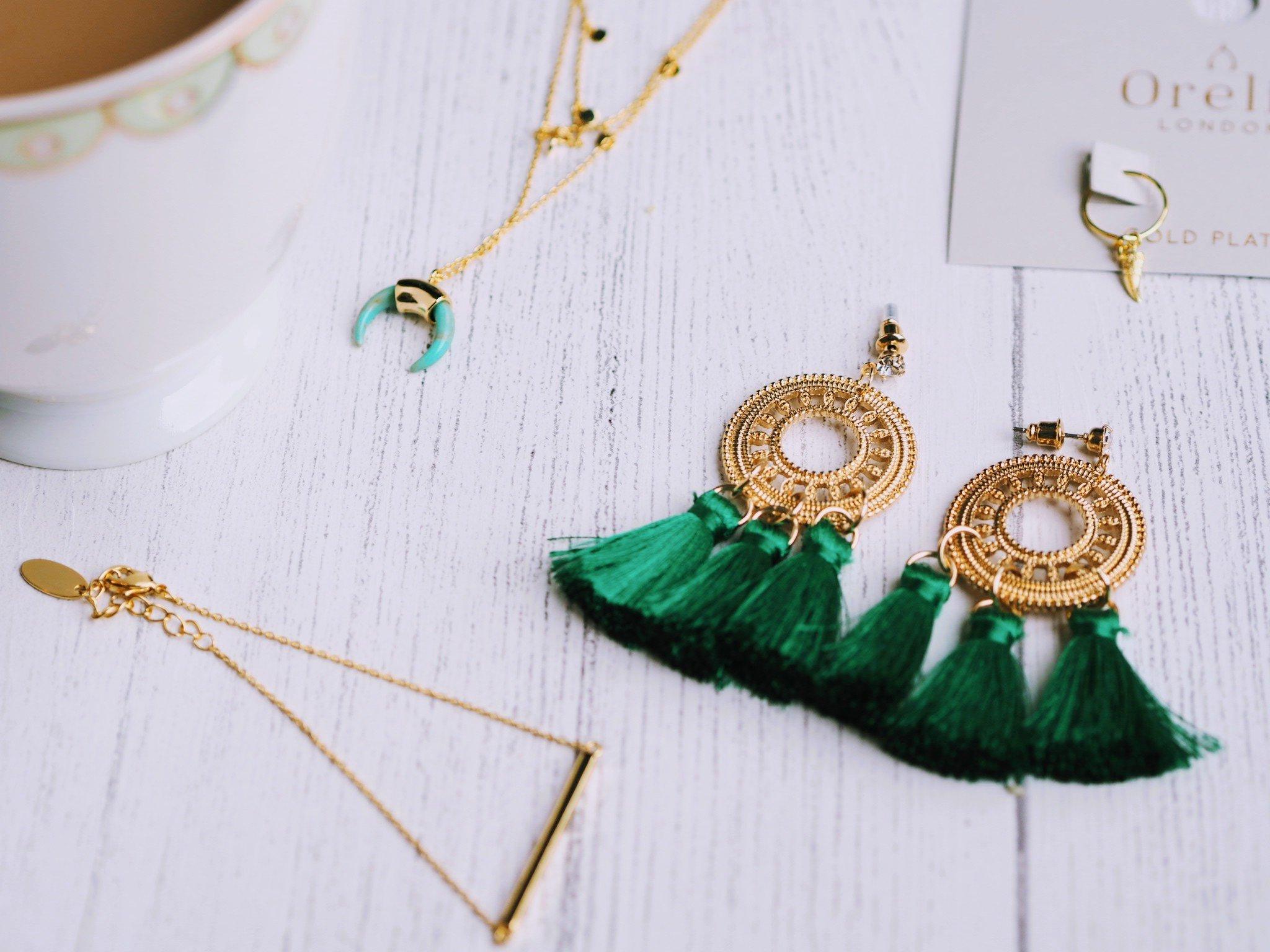 Orellia Jewellery Tassel Earrings