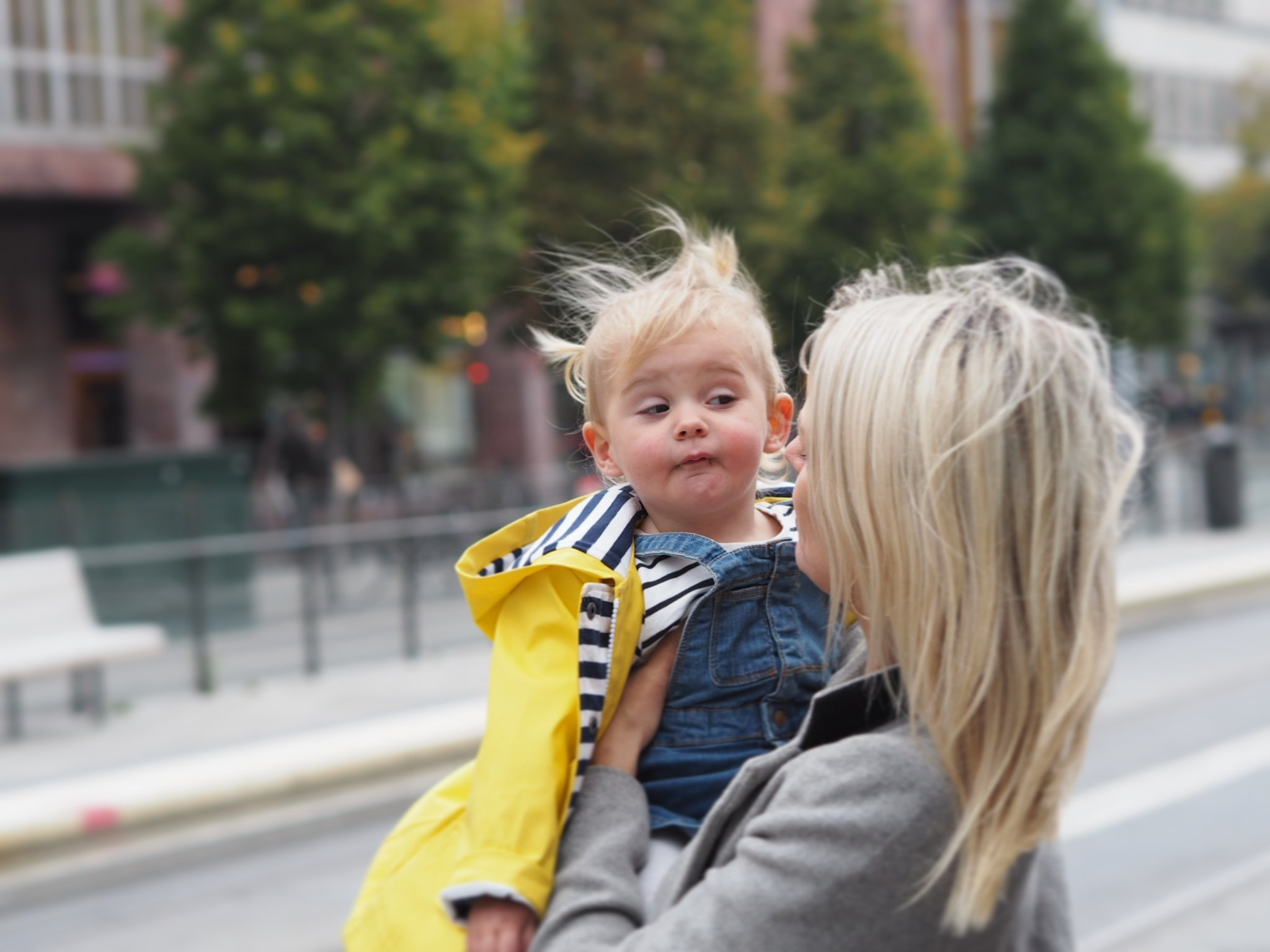 Stockholm with a Toddler