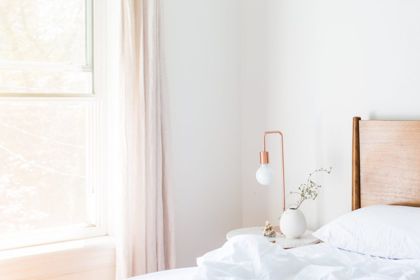 Making the most of light in a small room | The Halcyon Years