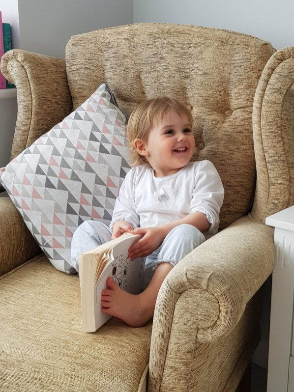 Letters to Ettie 21 months