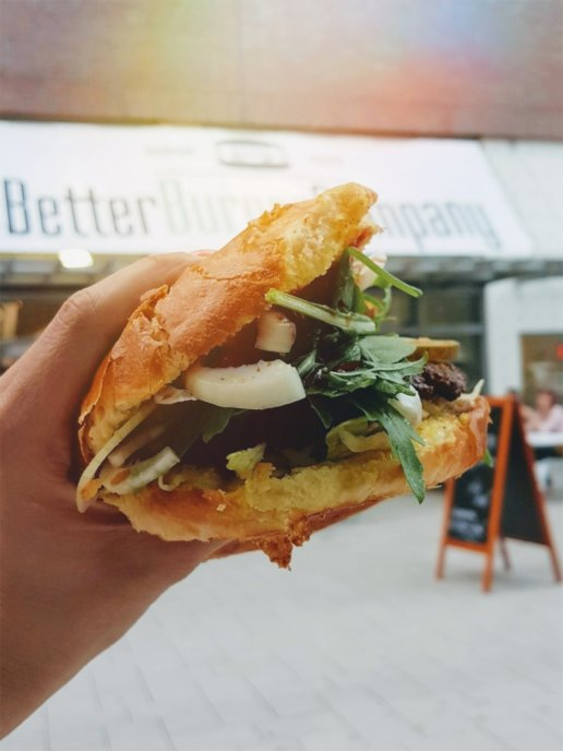 The Better Burger Company, Hamburg Hamburg with a Toddler | The Halcyon Years