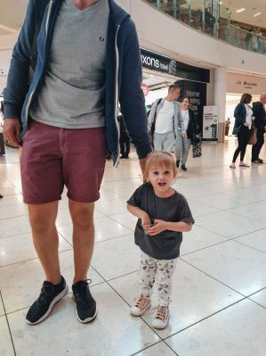 Travel with a toddler | Ettie and Me