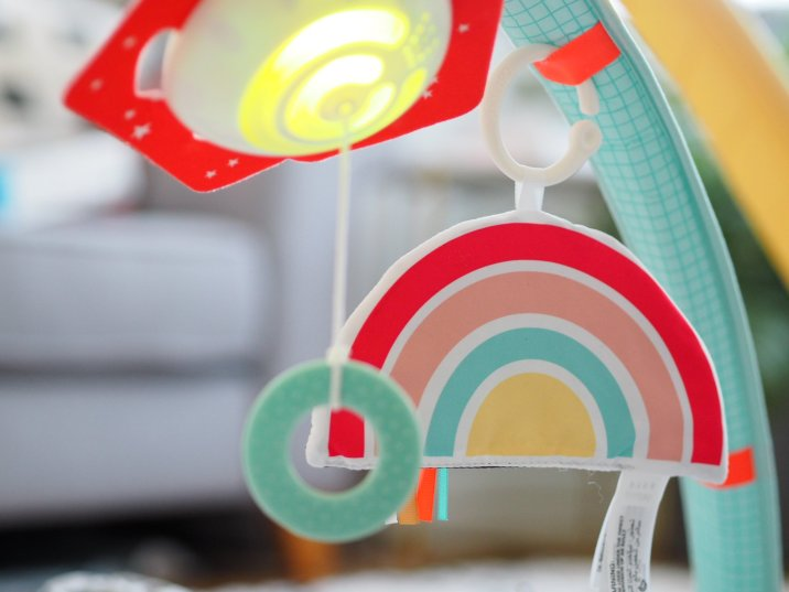 Taf Toys Musical Newborn Cosy Gym, Review | The Halcyon Years