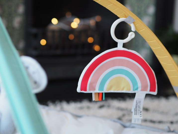 Taf Toys Musical Newborn Cosy Gym, Review   The Halcyon Years