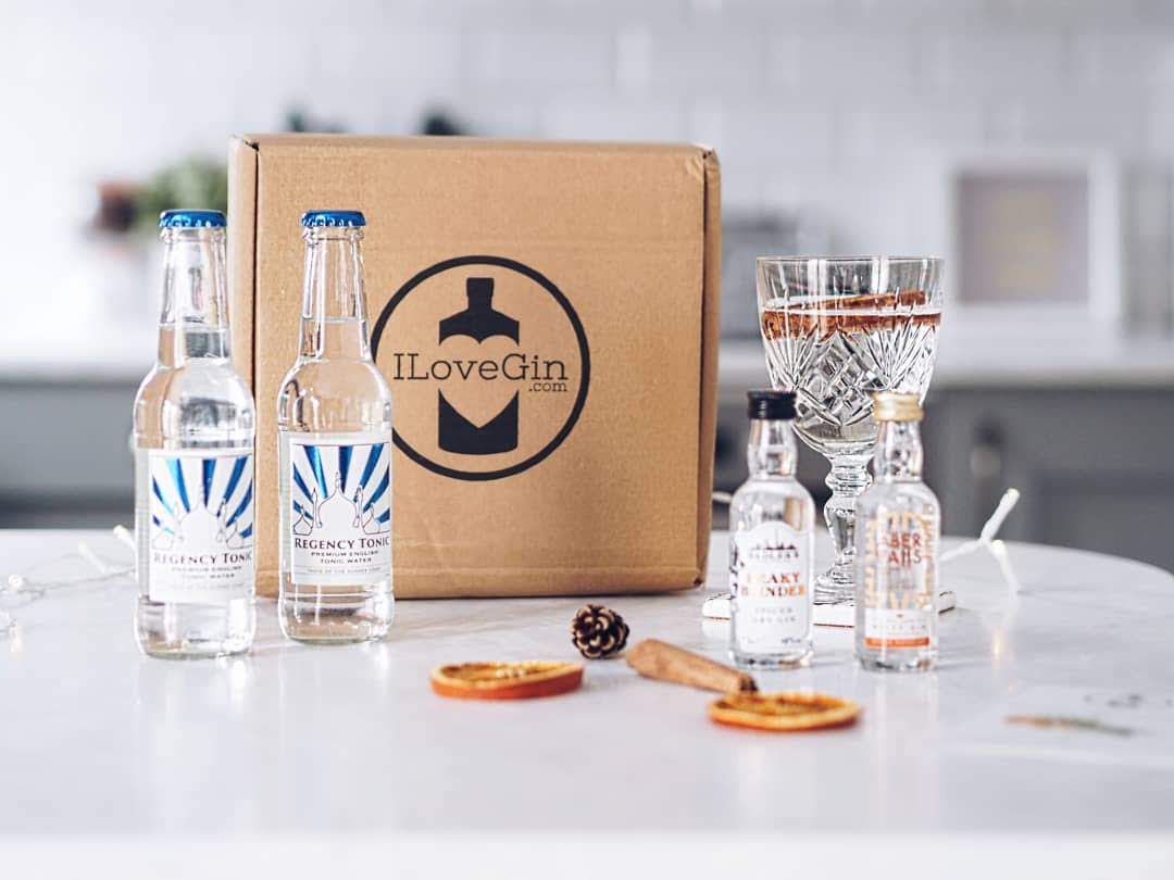 I Love Gin (Subscription Box)  Review