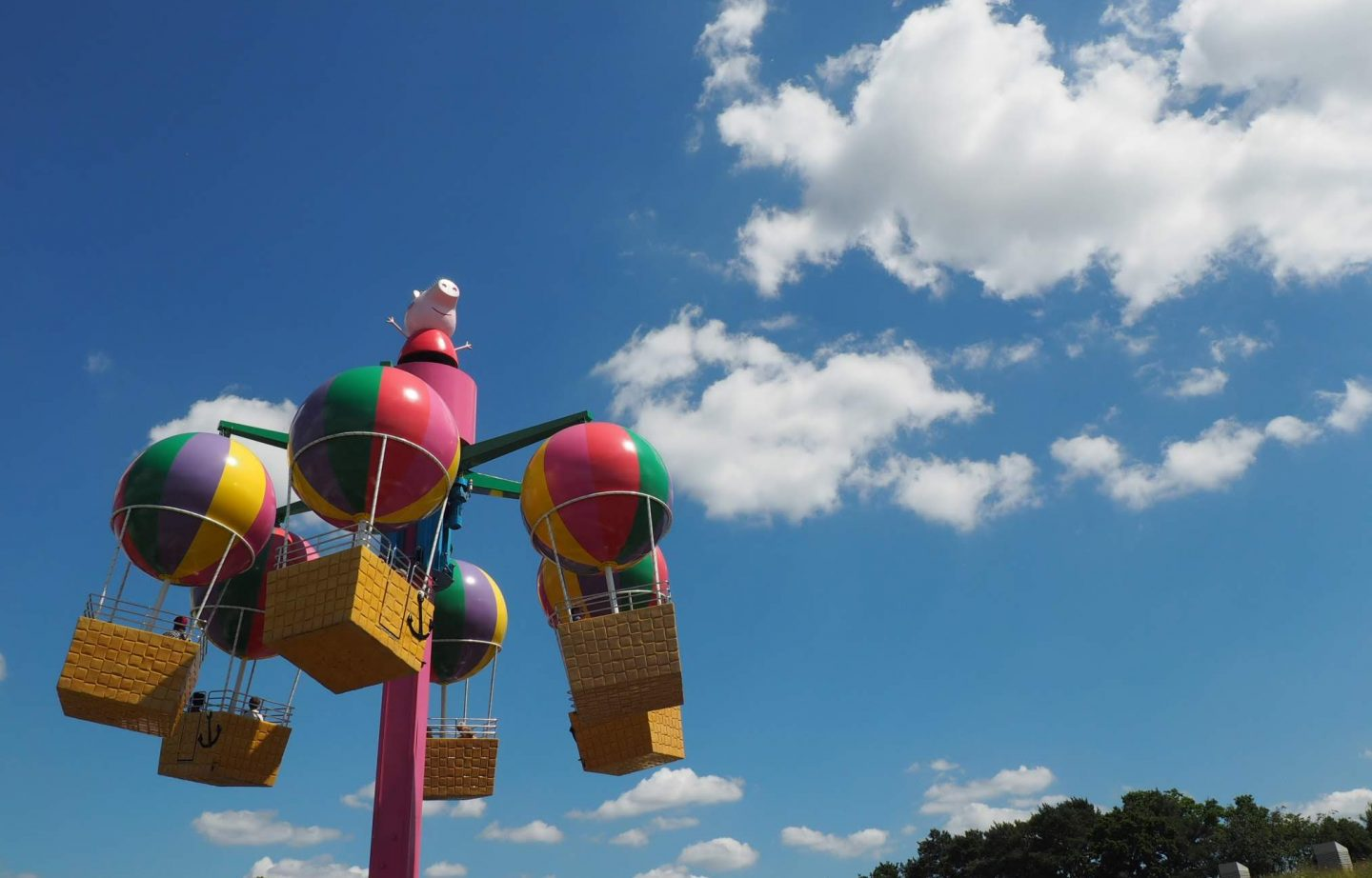 A Birthday Trip to Paultons Park | Ettie Turns Two | Ettie and Me