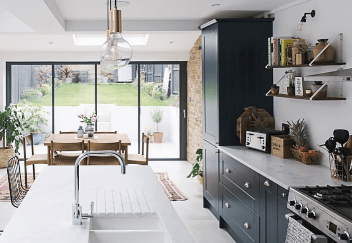 Kitchen-extension-planning | The Halcyon Years