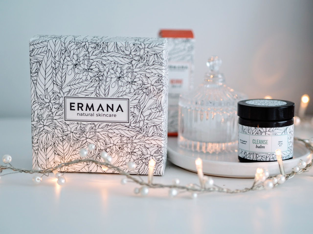 Ermana Natural Skincare { Mothers Day Gift Idea }