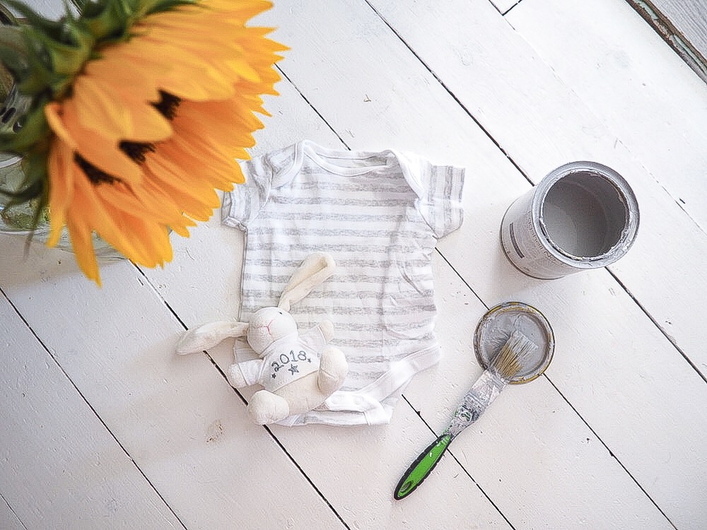 sunflower and babygrow VBAC homebirth