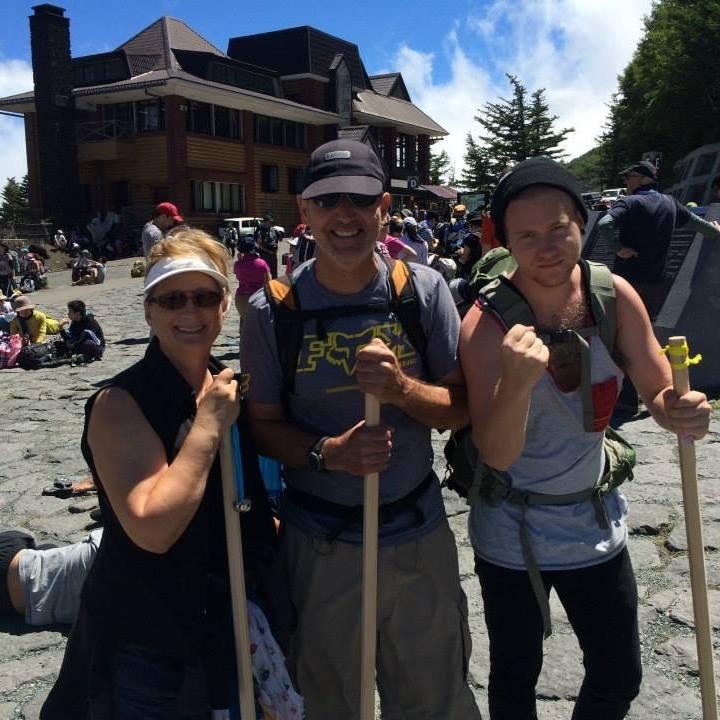 Tamara & Shawn Hall's RTW Adventure