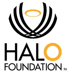 Halo Logo with Trademark