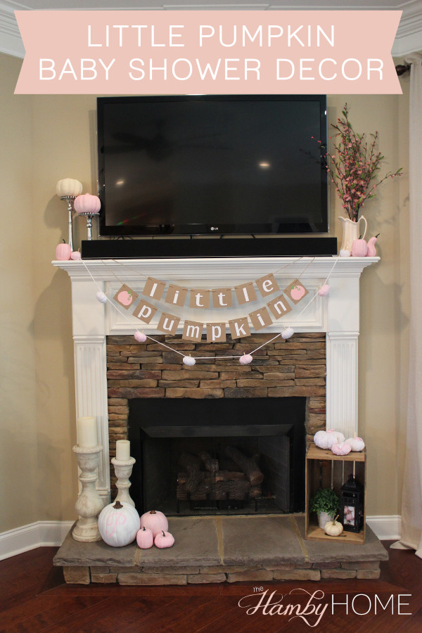 Little Pumpkin Baby Shower Decor. Little_Pumpkin_Baby_Shower