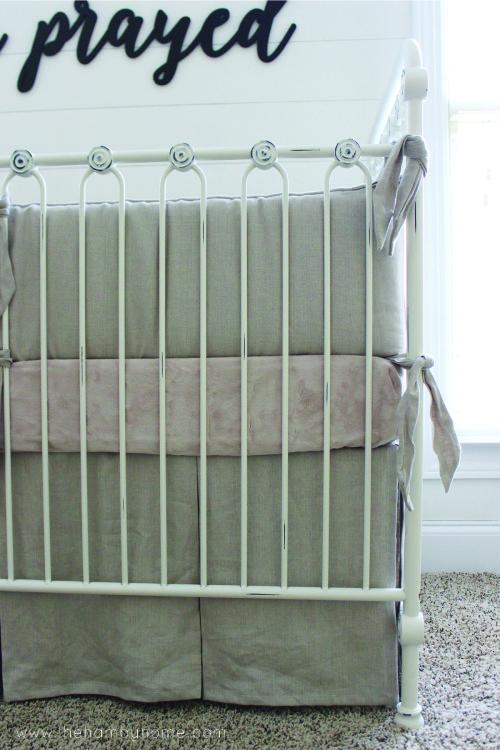 Vintage Inpsired Crib4
