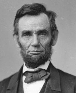 President Lincoln 1865