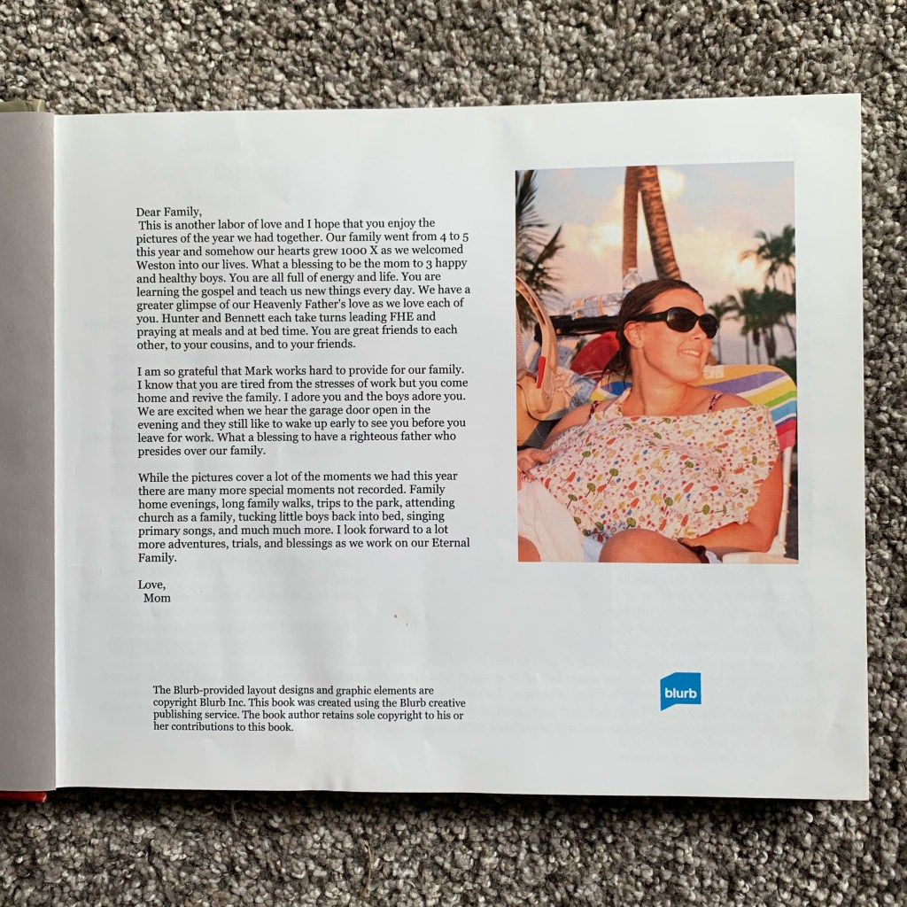 7 Things to Add to Your Family Photo Book