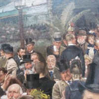 """A Closer Look at Tissot's """"The Artists' Wives"""""""