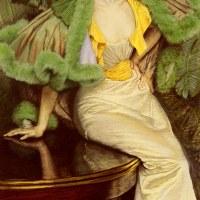 Belle Époque Portraits in Pastel by James Tissot