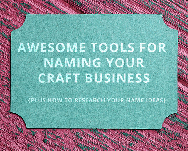 free catchy business names generator # 15