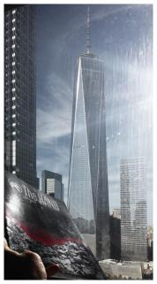Toralf Suemmchen, One World Trade Center, New York, NY, USA http://monorecorder.tumblr.com