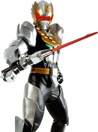 Power Rangers Allies: Robo Ranger
