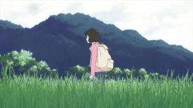 Wolf Children - Screen Shot #5