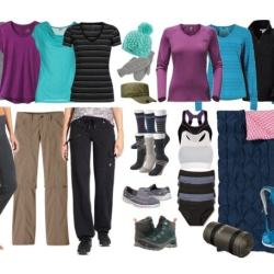 Inca Trail Packing List