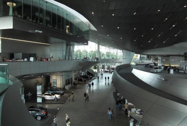 Los museos de autos más importantes del mundo - bmw-2-1024x694