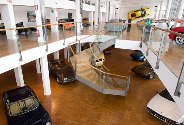 Los museos de autos más importantes del mundo - lamborghini-2-1024x694