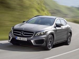 La nueva SUV de Mercedes-Benz