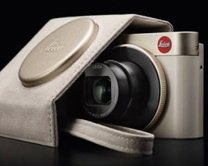 Una cámara Leica diseñada por Audi