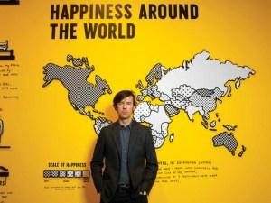 Stefan Sagmeister, explica ¿Por qué no somos más felices?