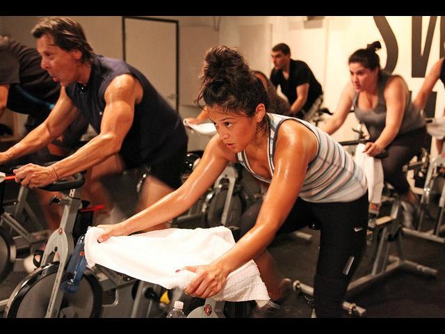 Hot workout: la nueva tendencia