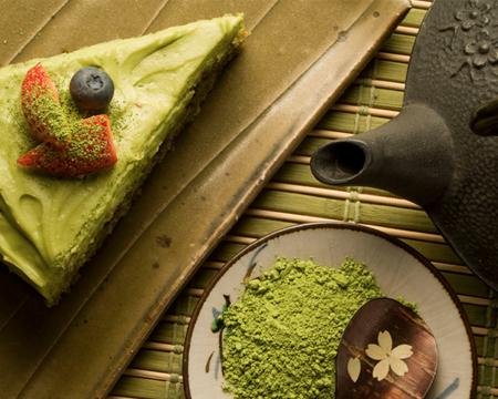 Monday's Tea: Café Ruta de la Seda