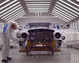 ¿Cómo hacen un Bentley?