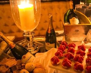 Festeja con Taittinger Champagne