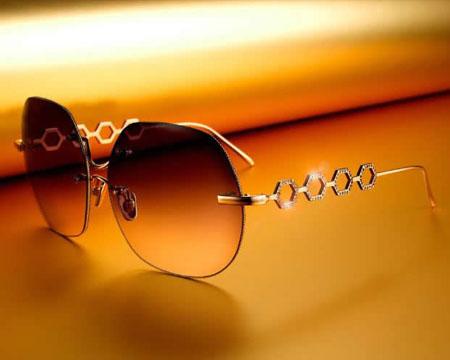 b8b77ae445 Los lentes de sol más exclusivos del mundo