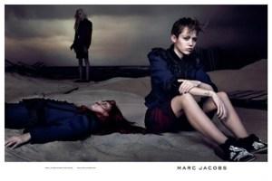 Miley Cyrus, la nueva imagen de Marc Jacobs