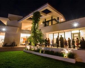 La nueva residencia de Ellen Degeneres