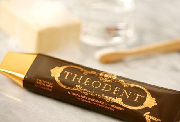 Theodent es la pasta dental de chocolate - Theodent-1024x694