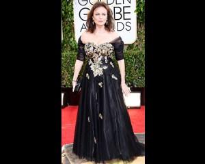 Las peor vestidas de los Golden Globes 2014