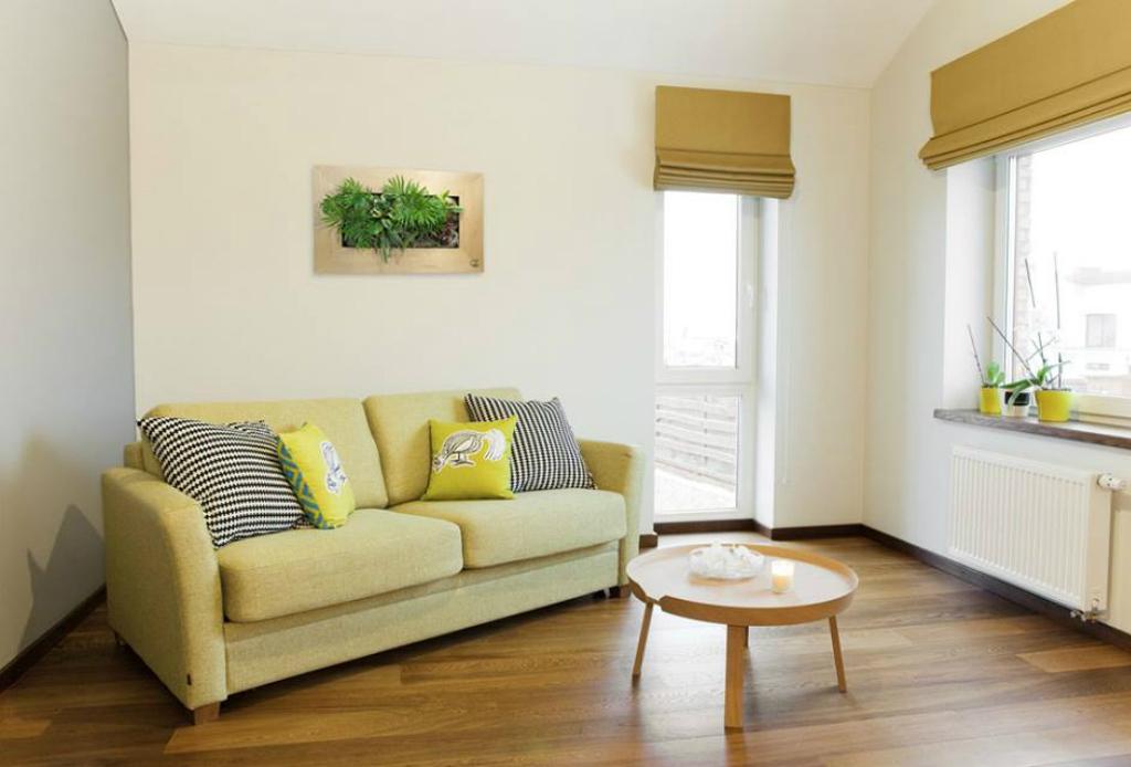 Arte viviente en la pared de tu casa - Wallflower1