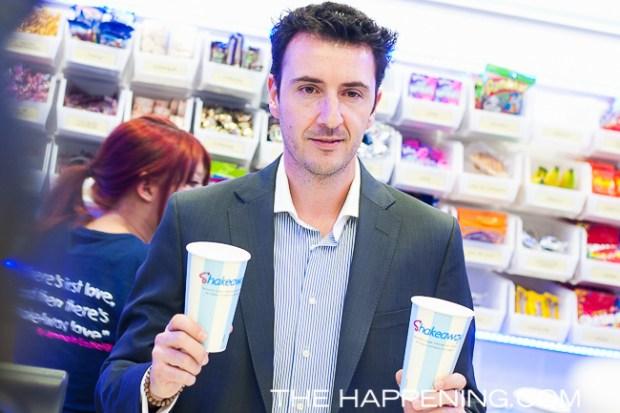 Shakeaway, el primer milkshake bar en México - luis-mata