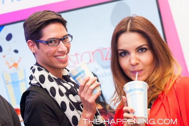 Shakeaway, el primer milkshake bar en México - michelle-avila-y-gerardo-rocher