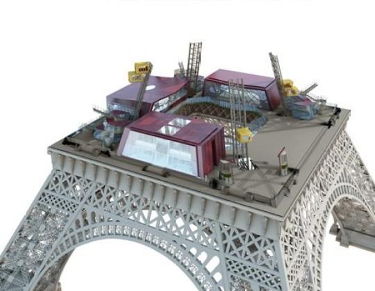 El nuevo primer piso de la Torre Eiffel - 36-e1445415843878