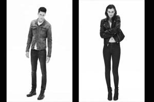 Calvin Klein Jeans Spring 2014