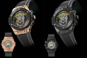 Hublot revela su reloj oficial para el mundial de este año